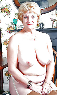 Mature Granny BBW mix 7