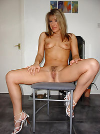 Tempting mom pussy fucked