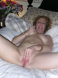 Mature slut fucking and sucking her ass off