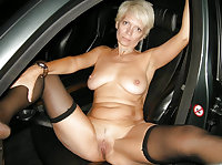 Mature woman likes take in hand hard younger dick
