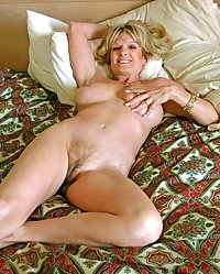 Naughty older mature