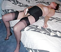 Mature Women Milfs in Girdles & Stockings