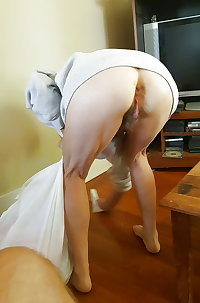 Grannies matures and milfs upskirt 32