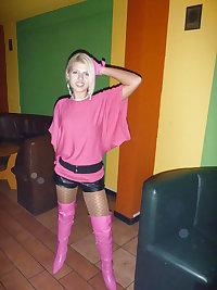 Girls in boots . Frauen in Stiefel