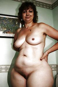 Matures bbw big boobs and ass MILFs 4