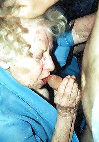 Grandma's Old, but She's Still Hot & Horny