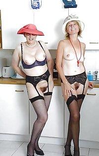 Village ladies - pic n' mix 6.
