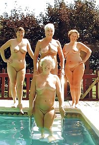 IN LOVE with nasty, fat & hairy GRANNIES! #4