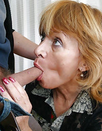 Horny mature and grannies
