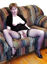 Mature amateur saggy tits 62