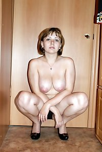 Beautiful russian mature lady