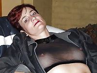 SEXY MILFS IN SEE THRU OR SEE THROUGH TOPS TO FUCK 3