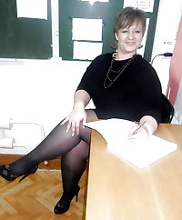 Russians Mature with sexy legs! Amateur mix!