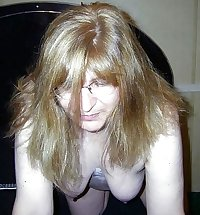 Old And New Pics Of Saggy Titted Swinger Kristi