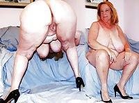 BBW Grannies 3