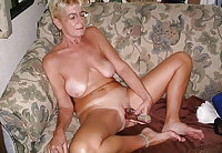 More hot old grannies