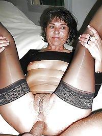 Granny anal 6