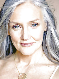 Grey haired beauties