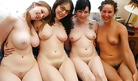 GIRLS TOGETHER: FULL-BODIED, TEENS, MILFS MATURES