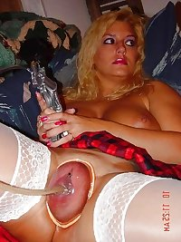 Les salopes (pumping tits pussy )
