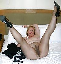 Sexy mature milf granny
