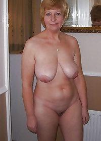 Wonderful Mature White Women Part I of II