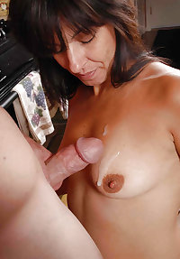 COLLECTION OF...OLDER WOMAN LOVE COCK  I
