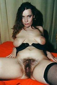 Hairy girls and women 15