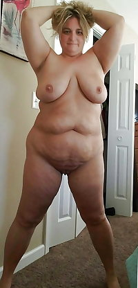 Over fifty years sexy momma