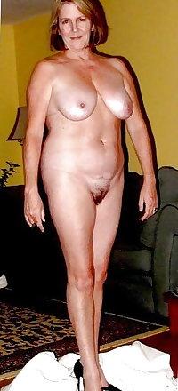 Over fifty years lewd slut