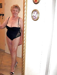 Over fifty years shabby whore