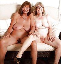 Hairy mature 3 - Saggy tits, boobs