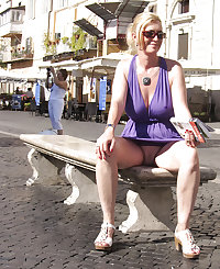 Naughty holiday photos With mature slut from facebook