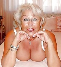 Busty Older Women