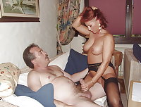 Hubby invited a new Lover for me