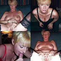 Even More Mature Dressed Undressed Beauties