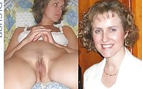 More and More Dressed Undressed Mature Beauties