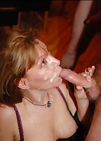Cougars & MILF Facials Collection