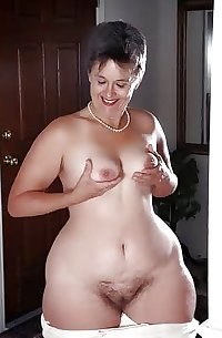 I LOVE Pear Shaped Matures