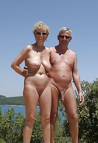 Mature Naked Couples Have Fun