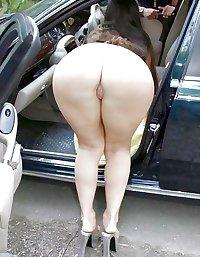 Mature Ass Hole - Sexy Butt  - Ready for Ass licking