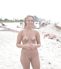 Nudist women with pierced pussies