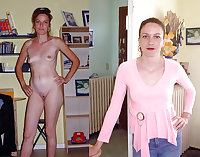 Sexy MILFS and Matures 46 (Dressed and undressed)