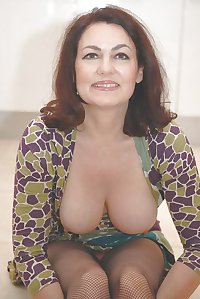 horny milf and mature hot mix