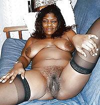 Mature Black Women All kinds