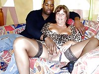 Interracial Moms & Wifes