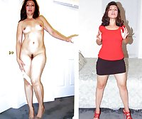 More mature women posing and being used