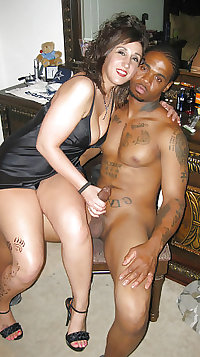 Some black men and white wifes