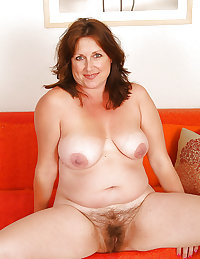 mature with hairy pussy and big boobs