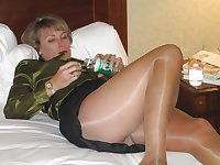 Blonde Mature Wife Shows Off In Front Of Her Husband (2on2)